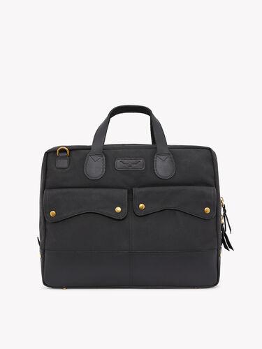 RM Williams Men Gippsland Briefcase