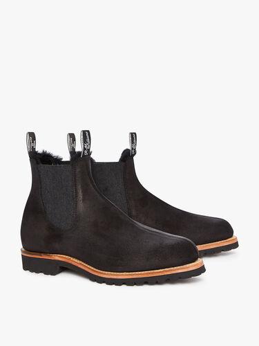 Shearling Urban Gardener Boot