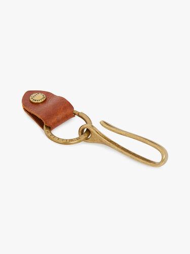 Metal Key Fob