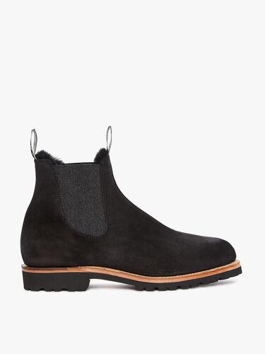 RM Williams Chelsea Boots Shearling Urban Gardener Boot