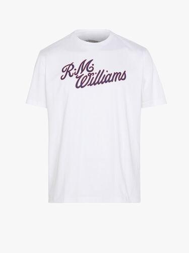 R.M.W. Script T-Shirt
