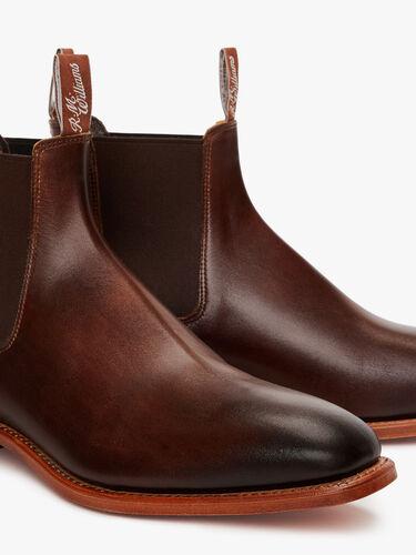 Chinchilla Boot