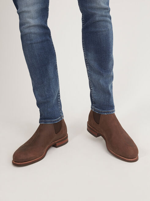 Comfort Turnout Full Welt Boot