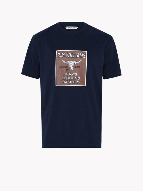 Heritage Box Logo T-Shirt