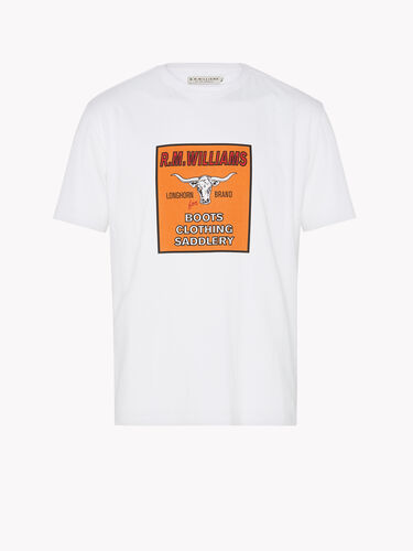 Heritage Box Logo T-Shirt