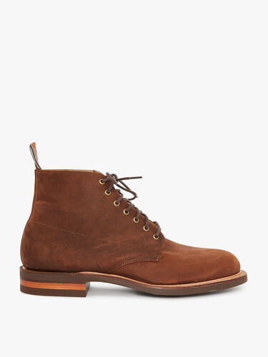 RM Williams Lace Up Boots Rickaby Boot