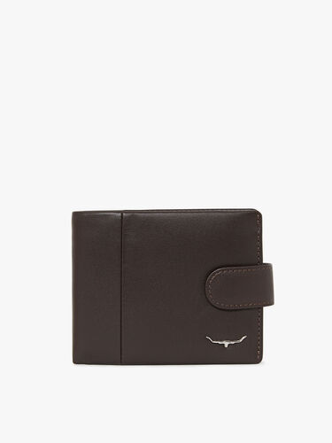 RM Williams Wallets Wallet with Coin Pocket & Tab