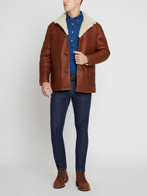 Shearling Coat