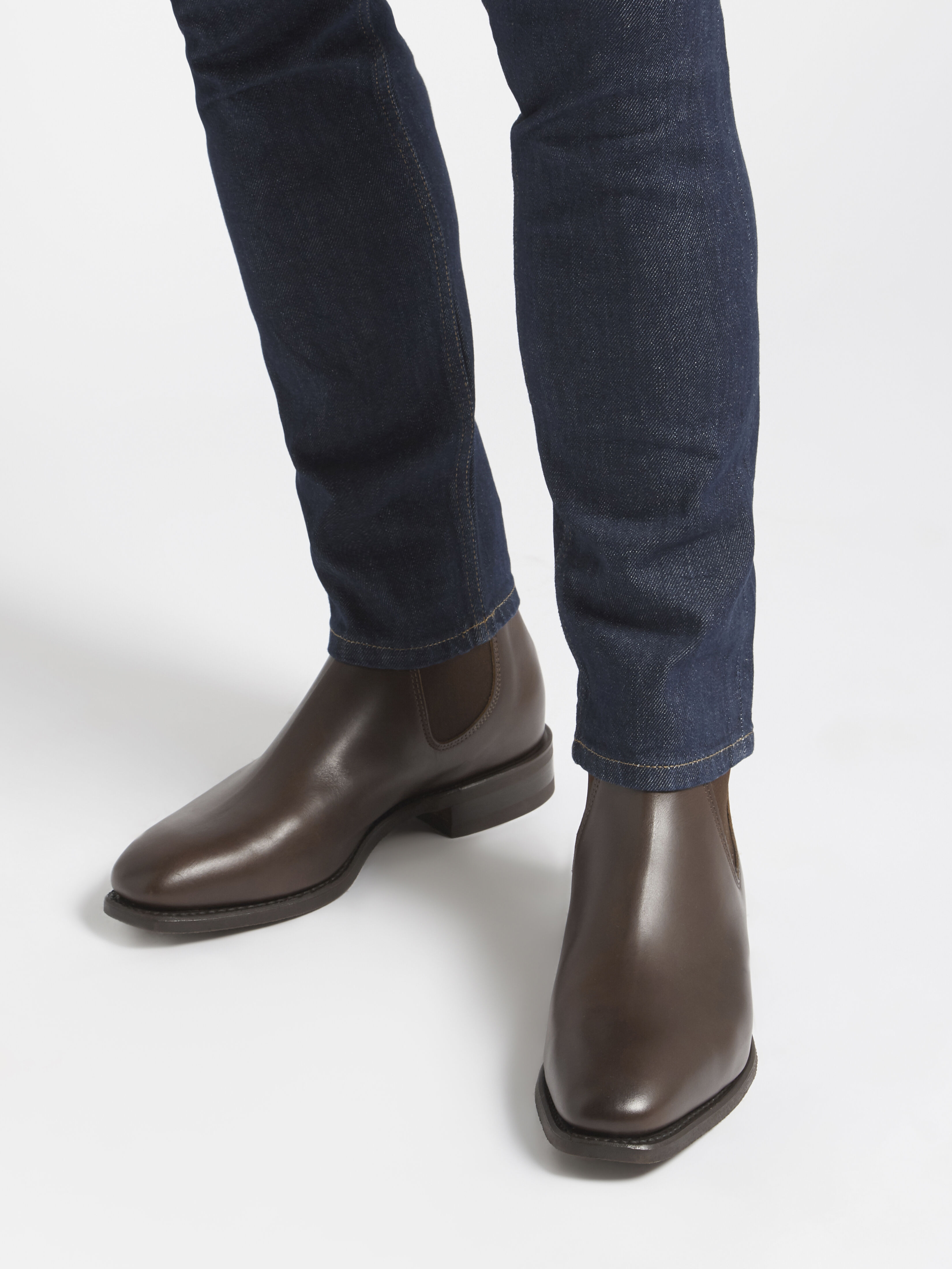 Men's Leather \u0026 Suede Boots | R.M.Williams®