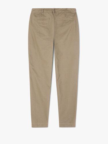 Thompson Pleat Trouser