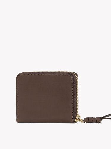 Short Zip Wallet