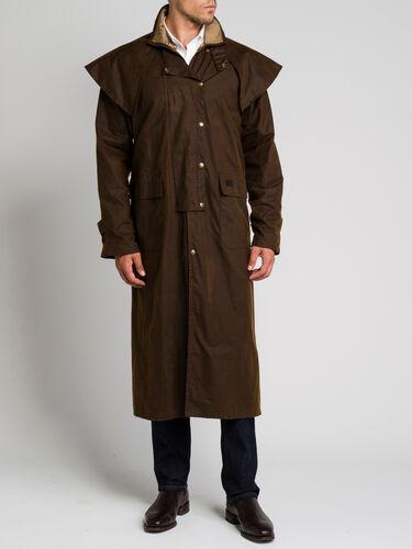 Droughtbreaker Coat