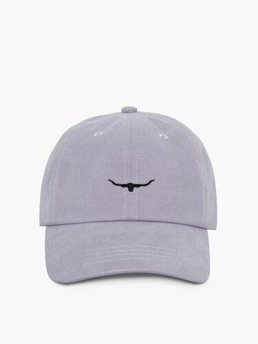 Mini Longhorn Cap