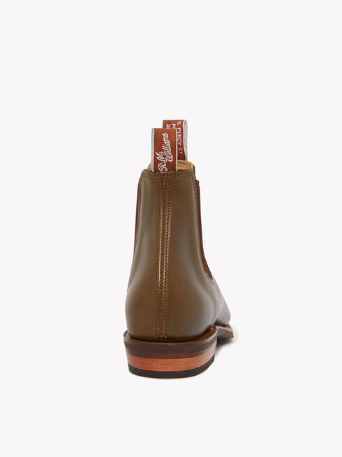 Adelaide Rubber Sole Boot