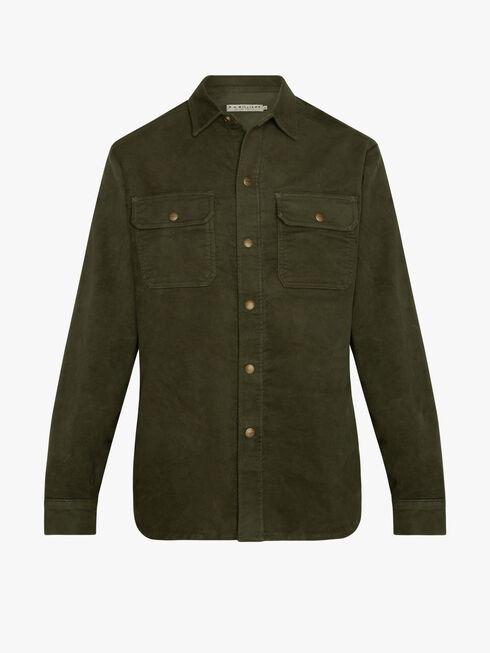 Workwear Overshirt