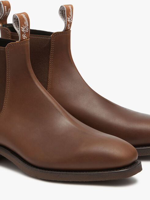 Lachlan Boot