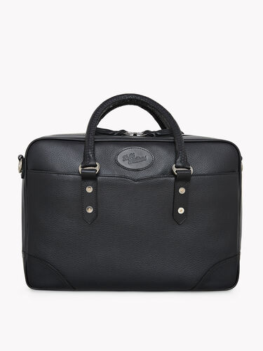 RM Williams Leather Goods Signature Briefcase