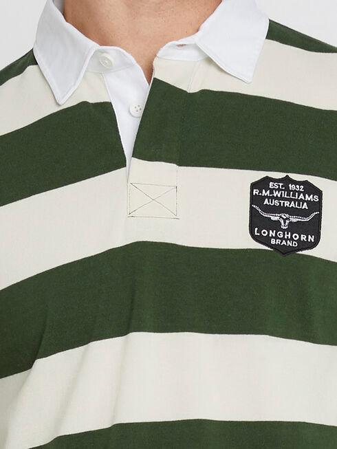 Tweedale Medium Stripe Rugby