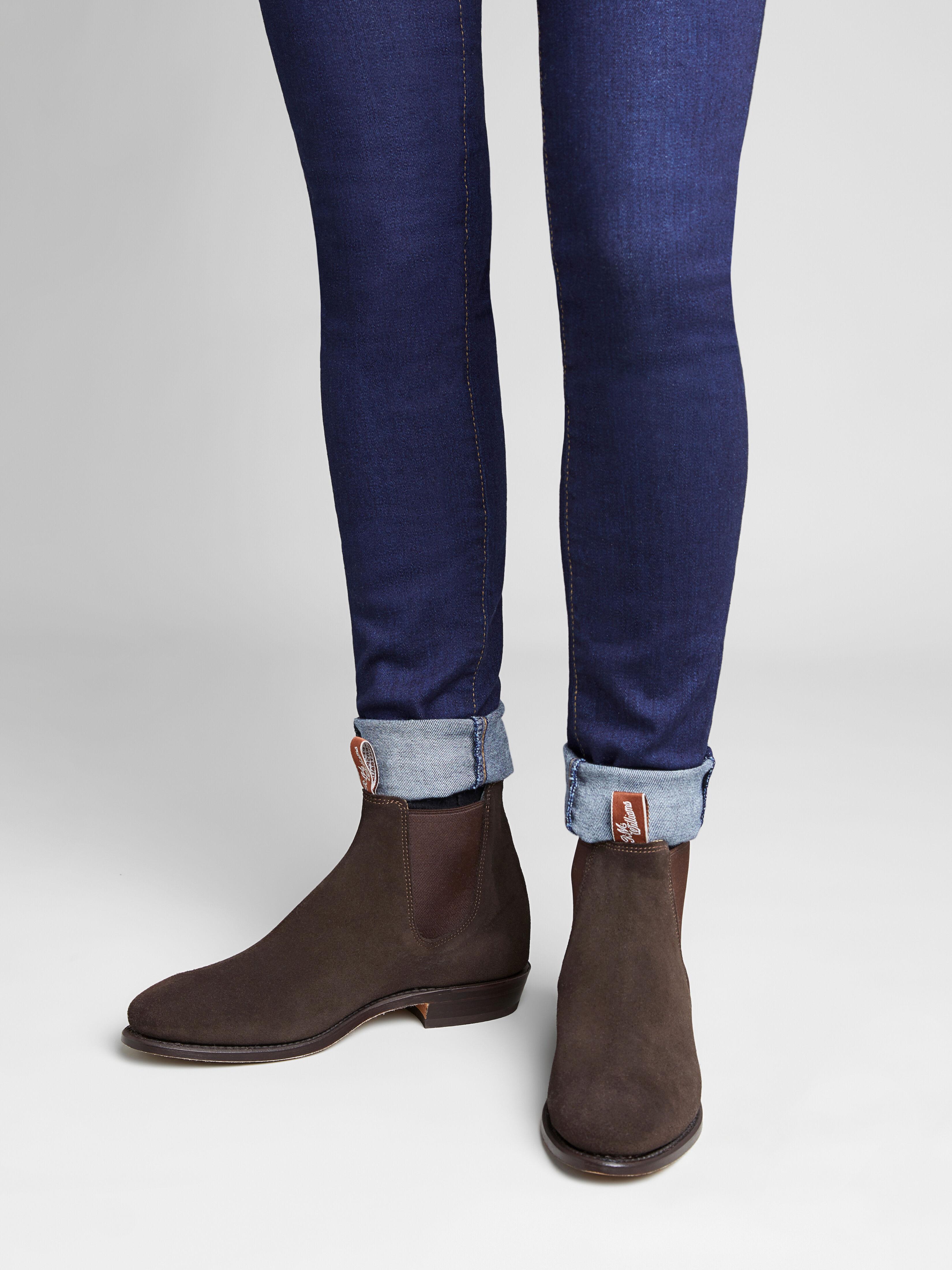 Women's Handcrafted Footwear   R.M.Williams®