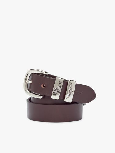 3 Piece Solid Hide Belt