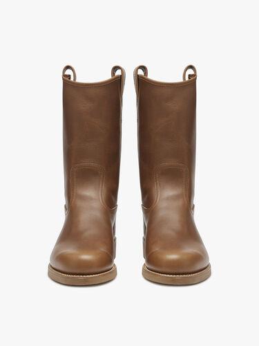 Stuart Top Boot
