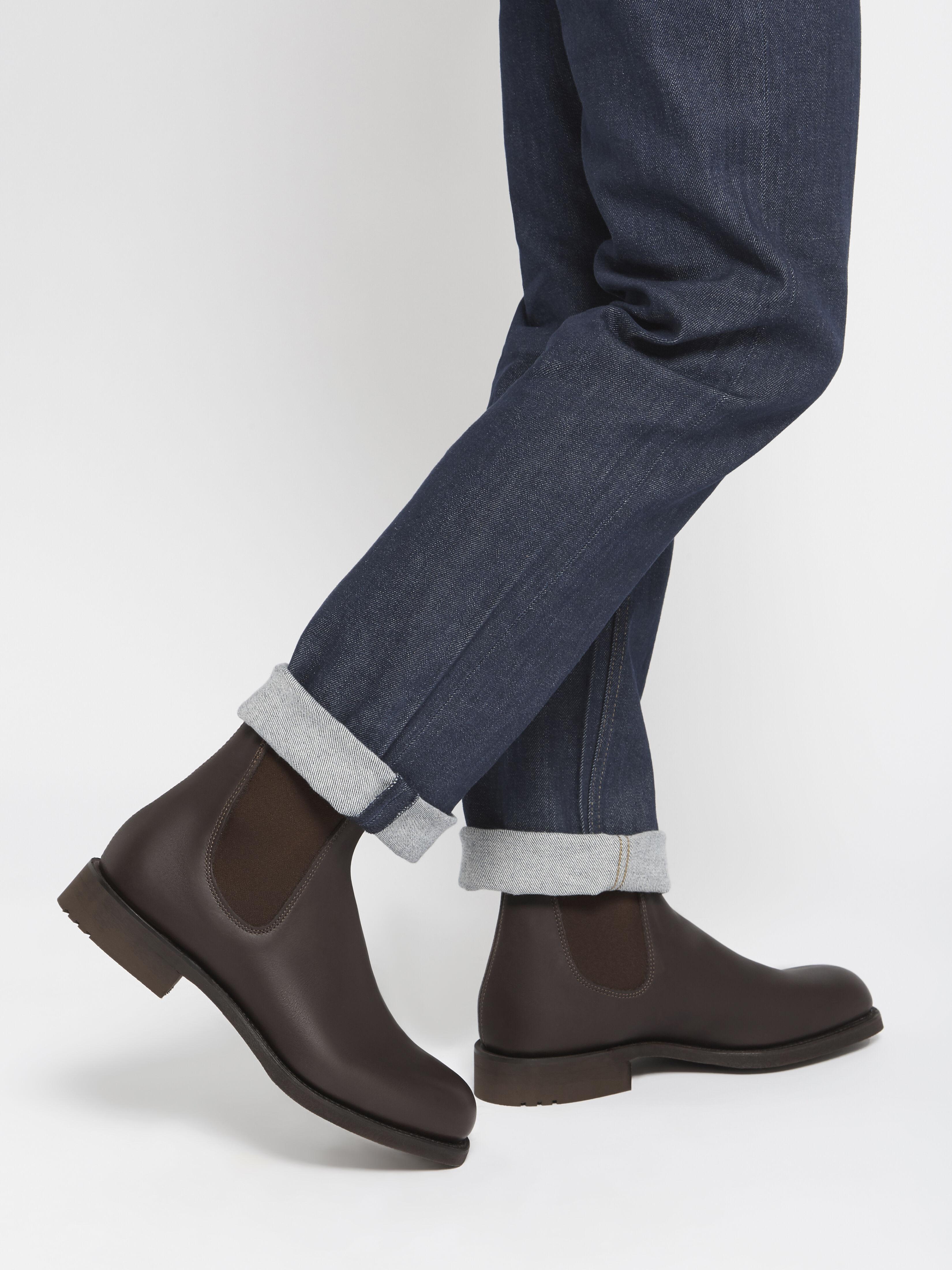 Men's Handcrafted Footwear   R.M.Williams®