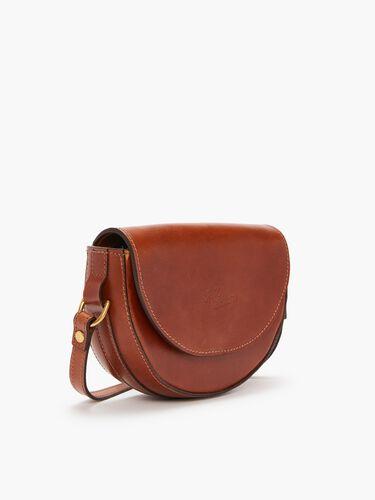 Small Saddle Bag
