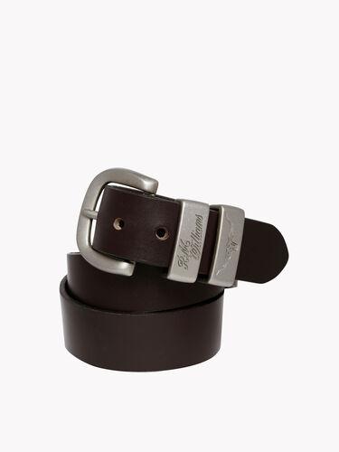 """1 1/2"""" 3 Piece Solid Hide Belt"""