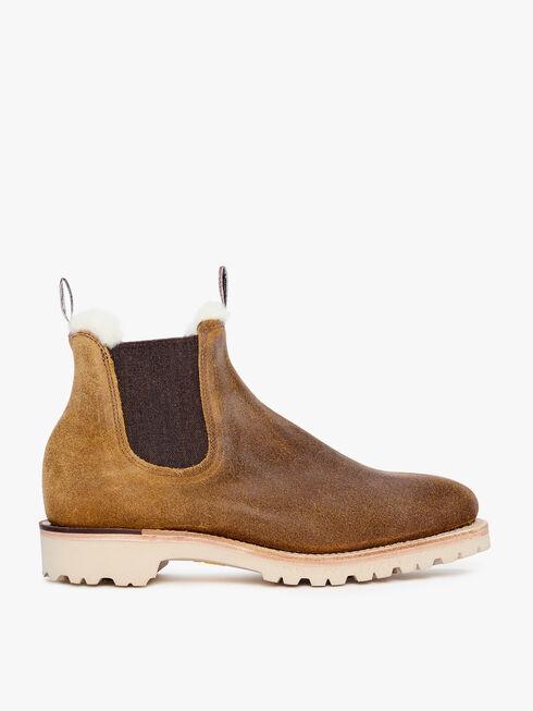 Shearling Urban Adelaide Boot