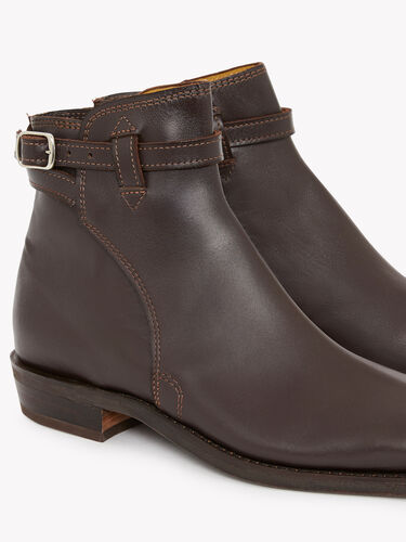 Eden Buckle Boot