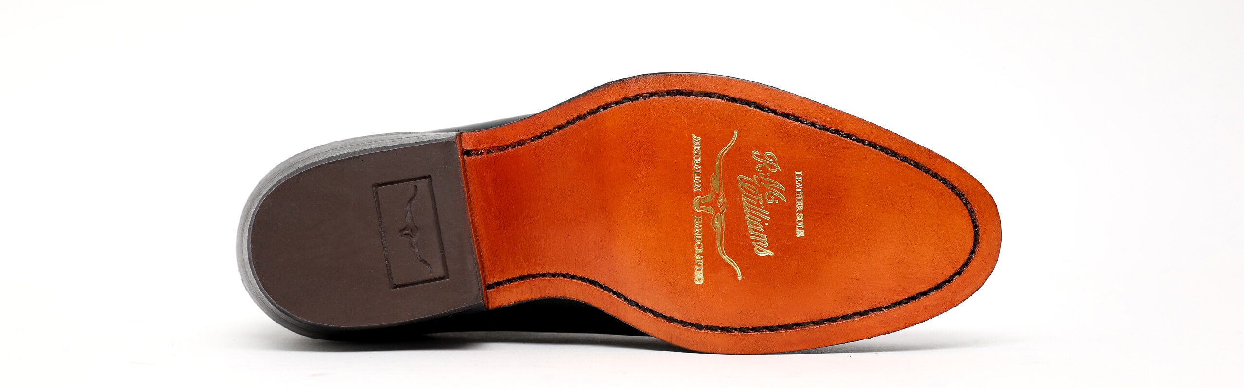 R.M.Williams Lady Yearling leather sole