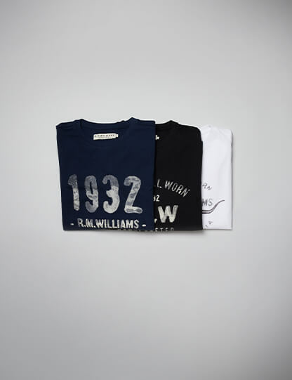 Archive inspired t-shirts