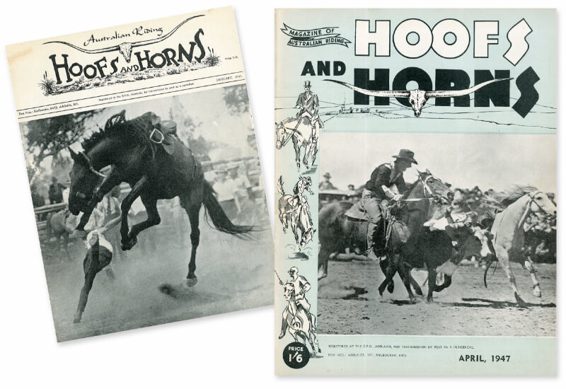 Hoofs and Horns