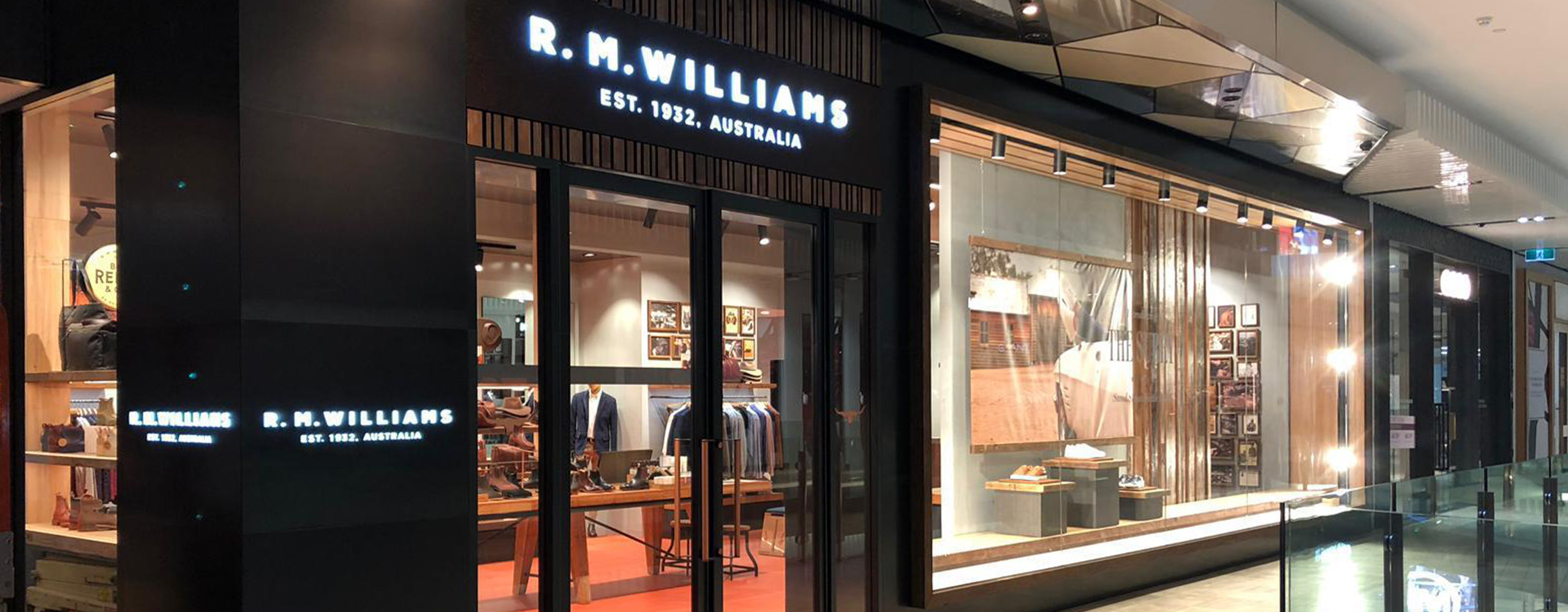 Emporium R.M.Williams Store