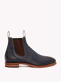 Burnished Boot Blue Gum