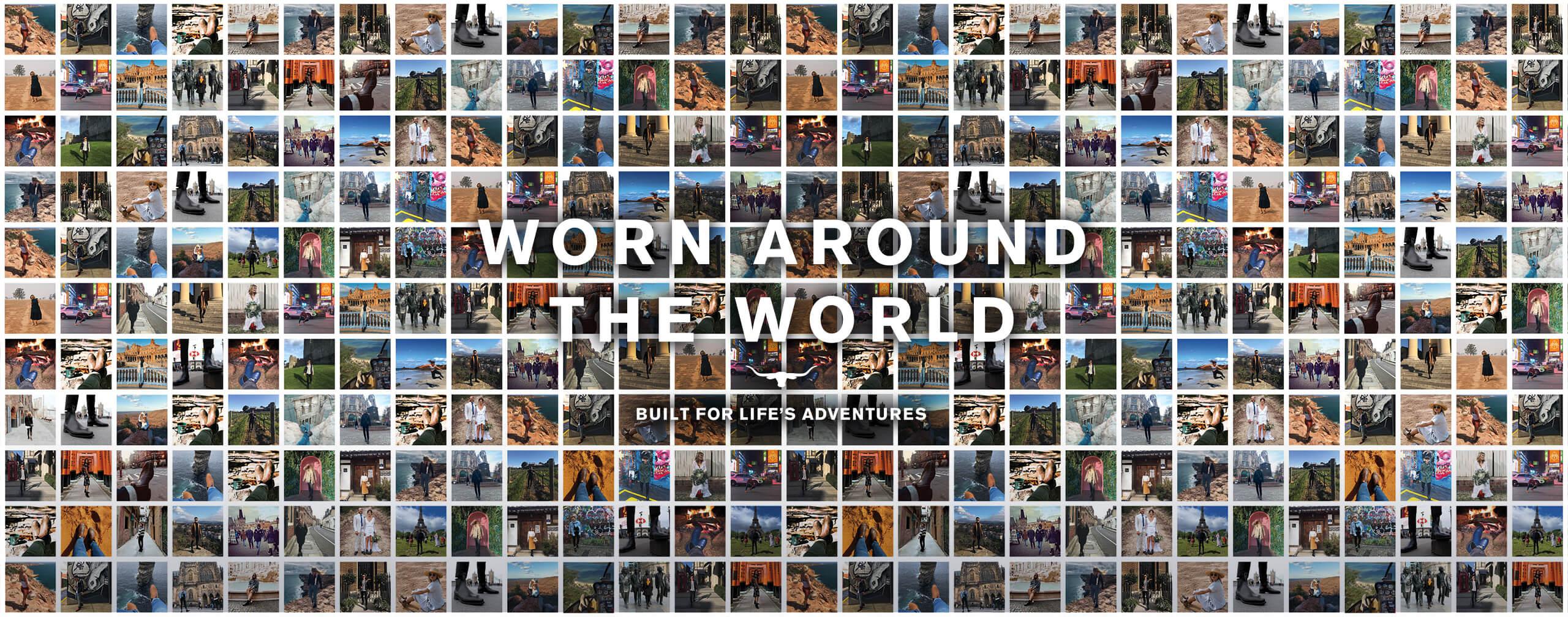 Worn Around The World