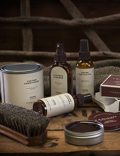 R.M.Williams Leather Care