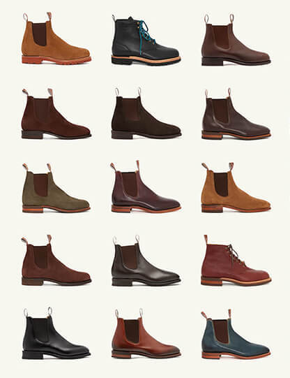 Your feet deserve good boots