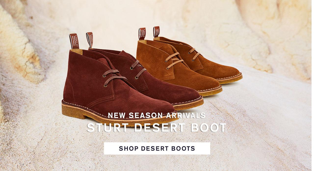 Shop Sturt Desert Boot