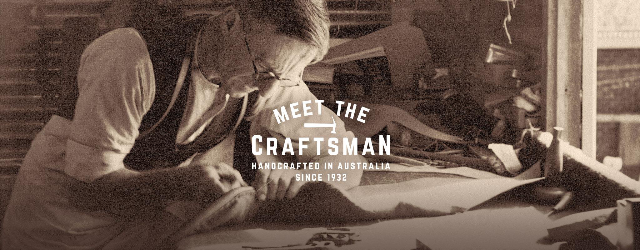 Meet the Craftsman