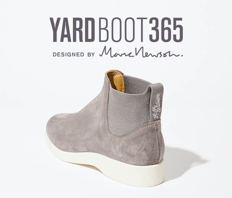 R.M.Williams collaboration with Marc Newson - Yard Boot 365