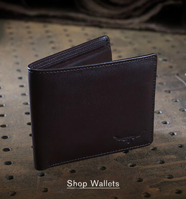 Leather Wallets | RM Williams