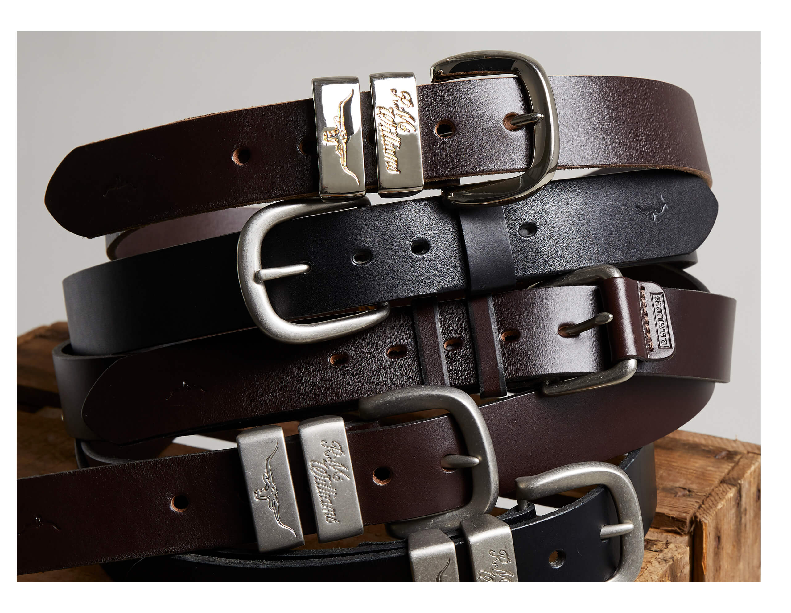 Buy 2 belts for Fathers Day